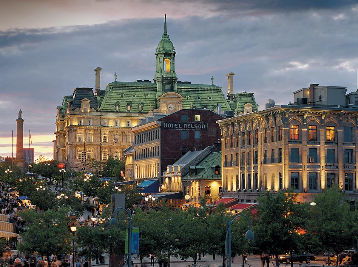 Place Jacques-Cartier, Vieux-Montreal