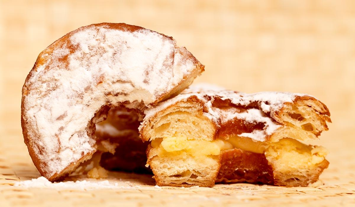 Cronut, la pâtisserie typique de New York