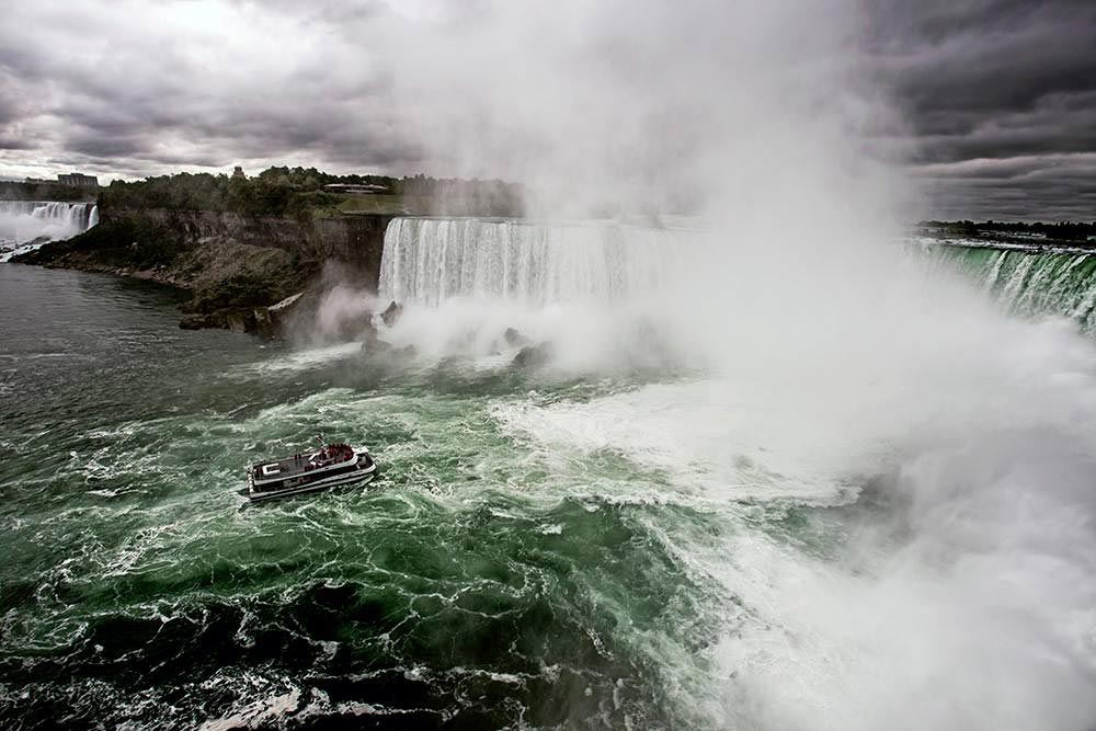 Croisière Maid-of-the-Mist