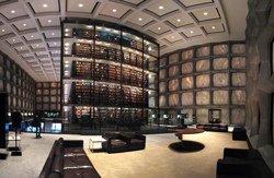 La bibliothèque de l'université de Yale