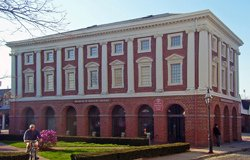 Museum of Newport History au Brick Market