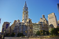 City Hall, Philadelphie