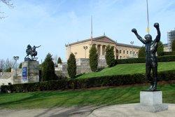Statue de Rocky Balboa, Philadelphie