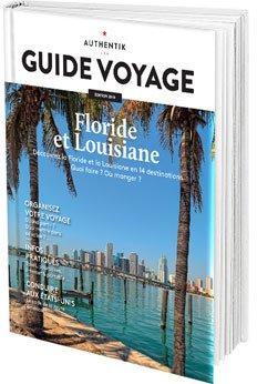 Guide voyage de la Floride et de la Louisiane aux États-Unis