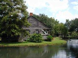Acadian Village de Lafayette, Louisiane