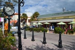 Cocoa Village, Floride