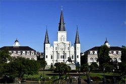 Cathédrale St. Louis, Nouvelle-Orléans