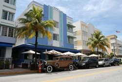 Art Deco Historic District, Miami