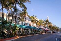 Ocean Drive, Miami, FL