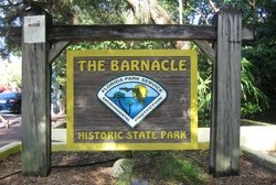 The Barnacle State Historic Park, Coconut Grove