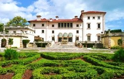 Vizcaya Museum and Gardens, Coconot Grove