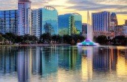 Ville d'orlando, Floride