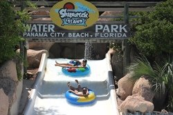 Shipwreck Island Waterpark, Panama City Beach