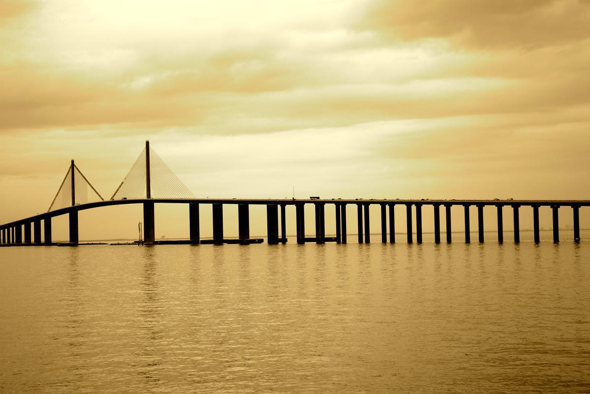 Skyway Bridge, Tampa Bay