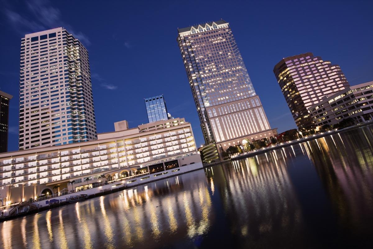 Centre-ville de Tampa Bay