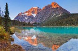 Mont Edith Cavell - Jasper