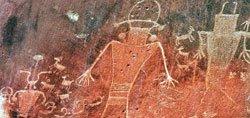 Capitol Reef-Petroglyphes