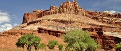 Capitol Reef-The Castle