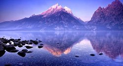 Grand Teton-Paysage