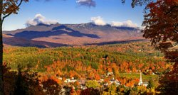Green Mountains - Village de Stowe