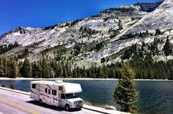 Yosemite-Tioga Road