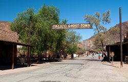 Barstow-Calico Ghost Town