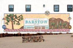 Barstow-Route 66 Peinture