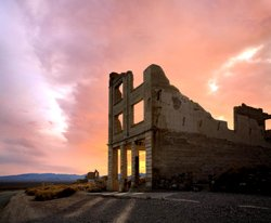 Rhyolite - Death Valley