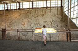 Dinosaur Monument - Fossiles de dinosaures