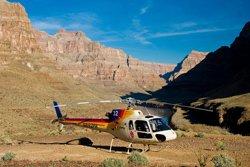 Tour d'hélicoptère - Grand Canyon