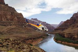 Survol en hélicoptère,Grand Canyon