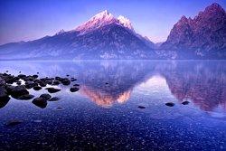 Jenny lake Grand Teton