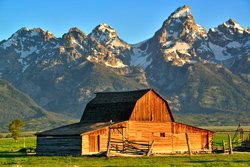 Moulton barn - Grand Teton