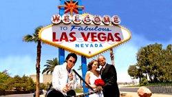 Las Vegas - Mariage à Vegas