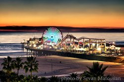 Santa Monica - Californie