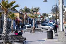 Pismo Beach - Centre-ville
