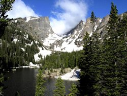 Bear lakes - Rocky Mountain