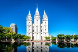 Temple Square - Salt Lake city