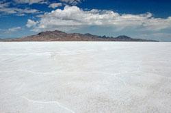 Salt Lake City - Salt Flats
