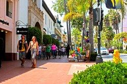 State street - Santa Barbara