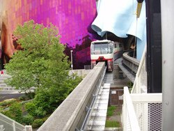 Le monorail, Seattle