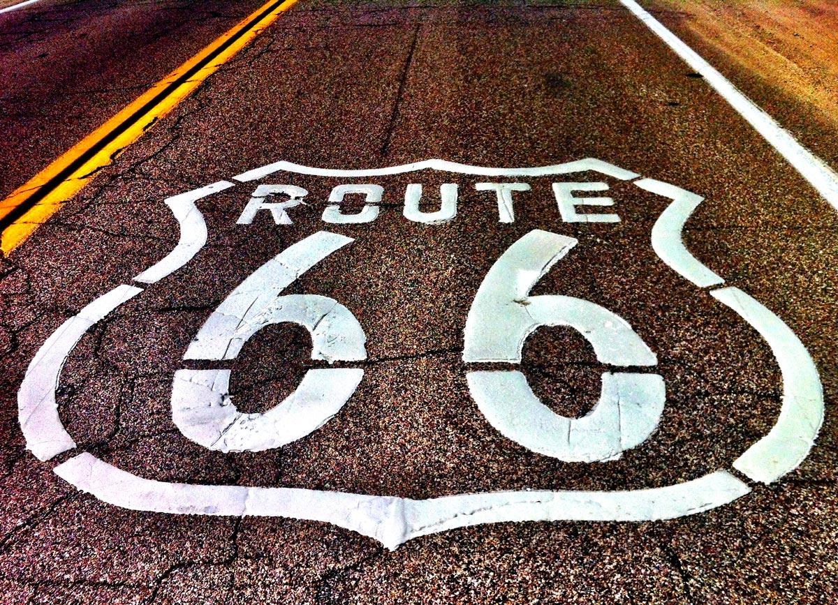La mother road - Route 66