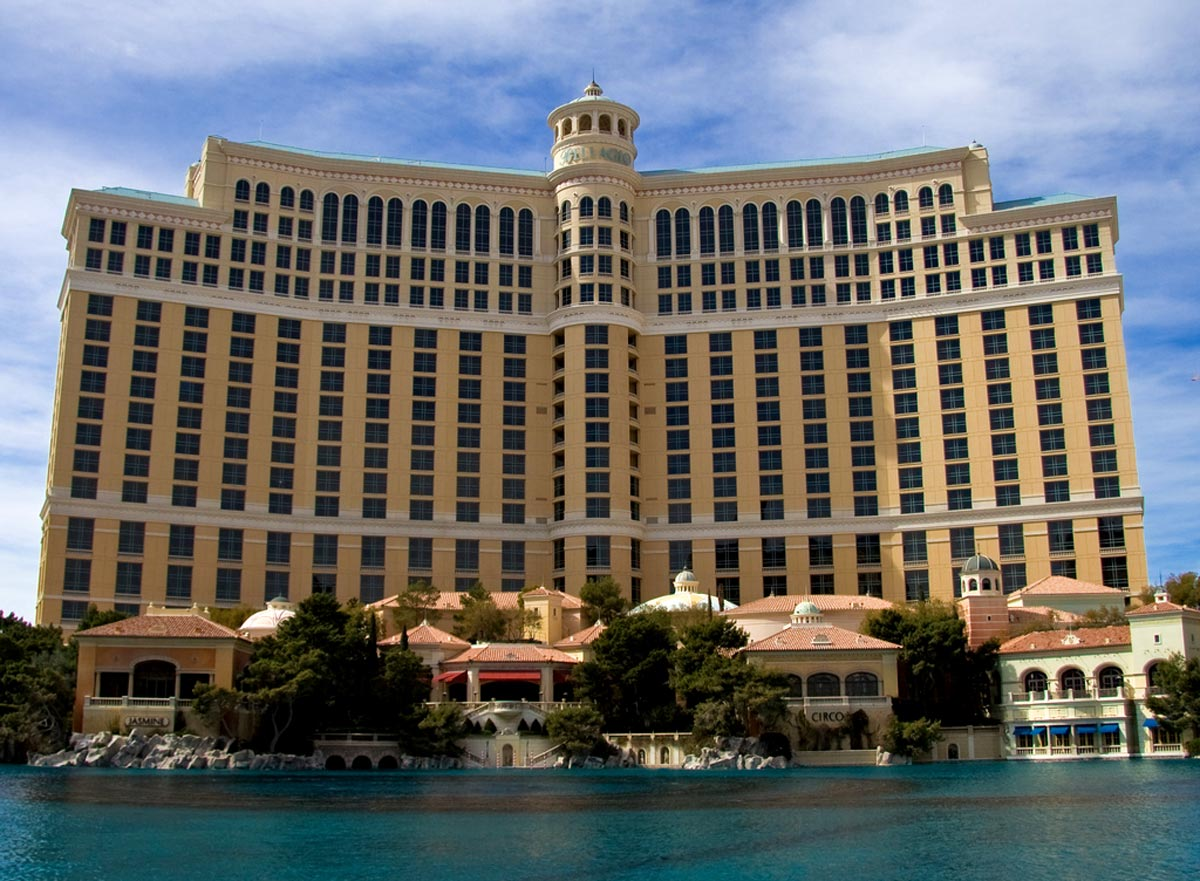Le Belagio - Las Vegas