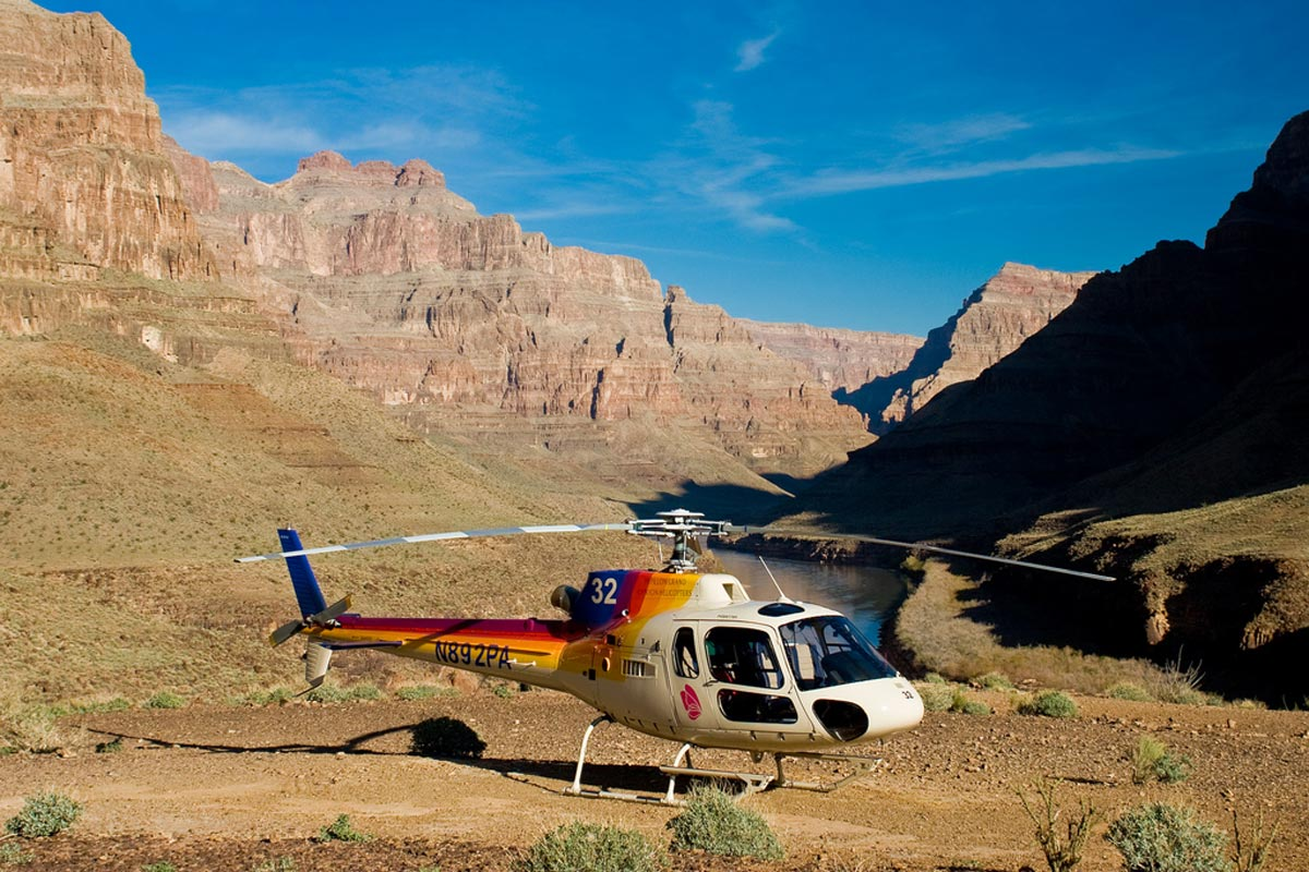 Excursion vers le Grand Canyon