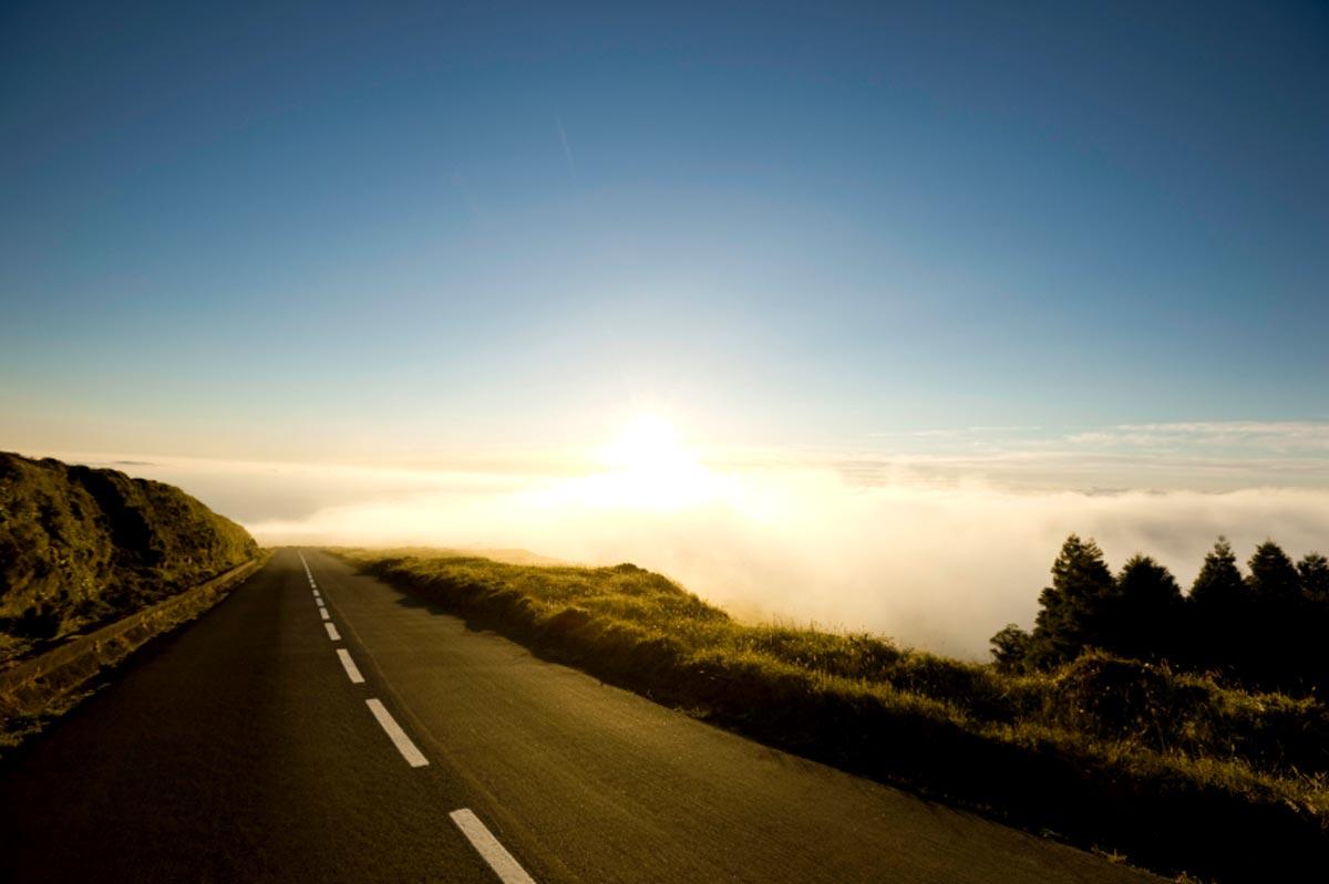 Route panoramique - Californie