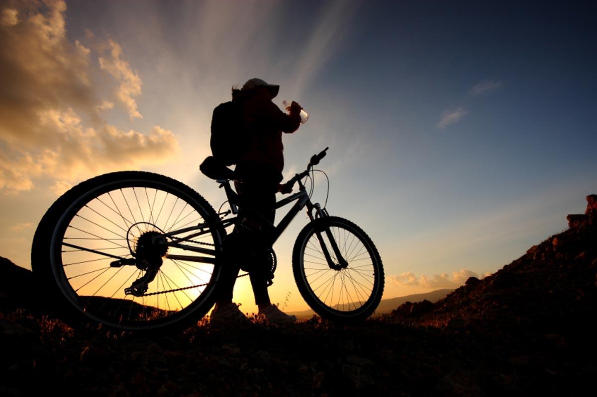 Le paradis du vélo de montagne