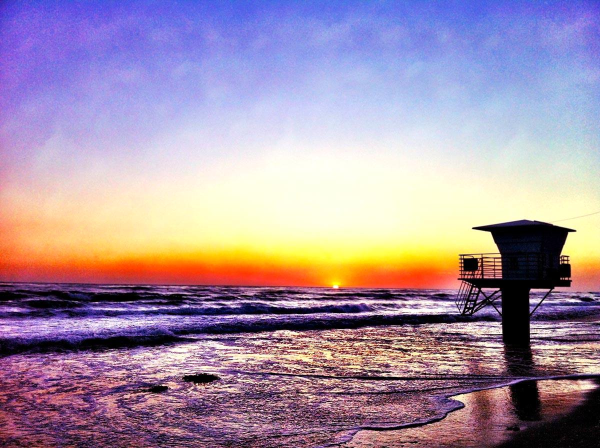 San Diego, les plus belles plages de la Californie