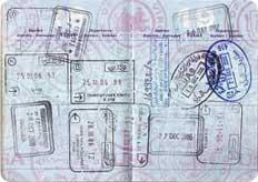 passeport et formalité pour un voyage aux États-Unis