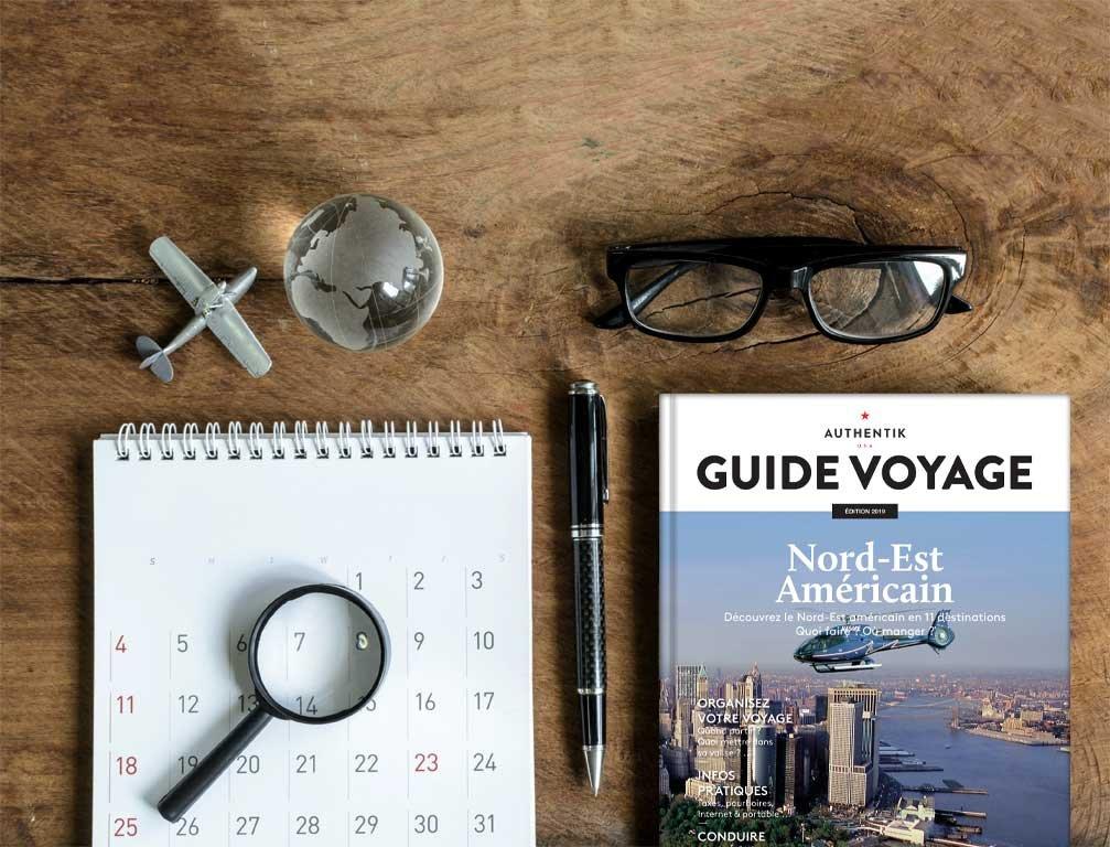Organiser son voyage dans le nord-est des États-Unis