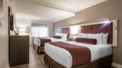 The Saint James Hotel - Chambre 2 lits Queen